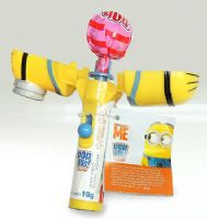 DES04 DESPICABLE ME POP UP LOLLYPOP